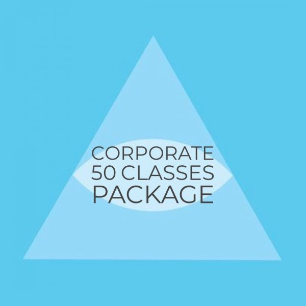 CORPORATE WELLNESS PASSES 100 Classes Package (Valid for 6 Months)